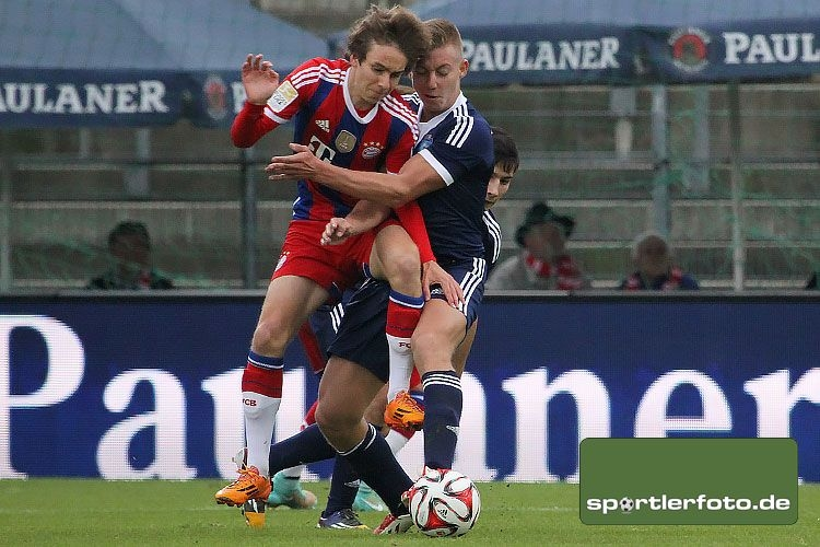 Finale Paulaner Cup 2014